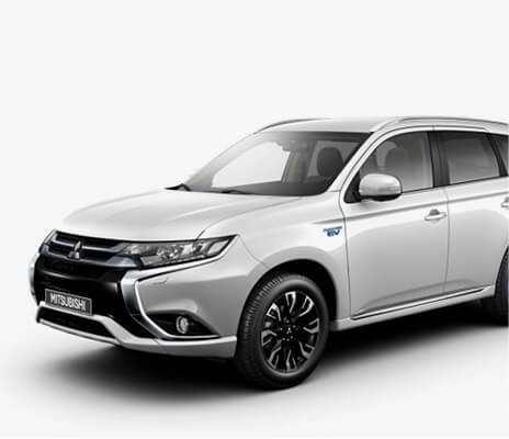 Mitsubishi Outlander Breakers