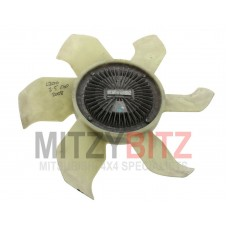 RADIATOR COOLING VISCOUS FAN