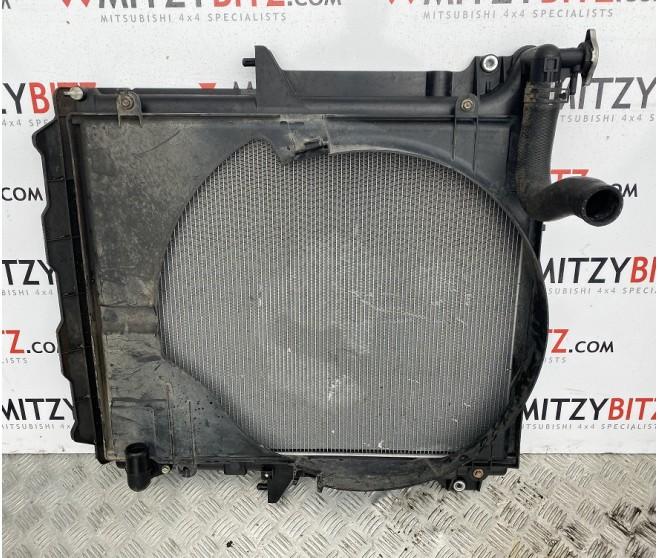 RADIATOR ASSY FOR A MITSUBISHI L200 - KA4T
