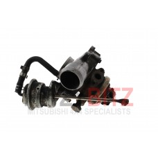 TURBO CHARGER AND ACTUATOR ONLY