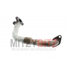GENUINE EGR COOLER TO MANIFOLD PIPE