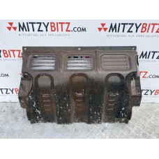 FRONT UNDER ENGINE SUMP GUARD SKID PLATE