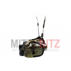 DRIVERS SIDE FRONT CENTRAL LOCKING MOTOR