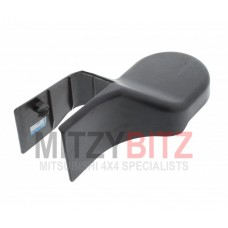 FRONT SEAT REAR ANCHOR BOLT COVER