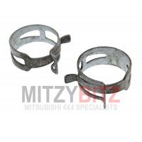 RADIATOR WATER HOSE PIPE CLIPS