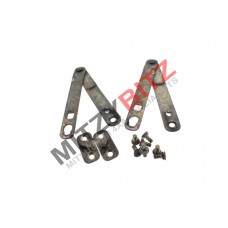 TAILGATE LINKS & LINK HOOKS WITH BOLTS