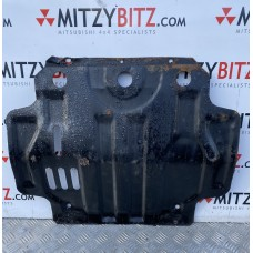 MIDDLE UNDER ENGINE SKID PLATE GUARD