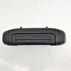 GENUINE BLACK LH NSF FRONT DOOR HANDLE
