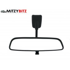 GREY REAR VIEW MIRROR 1991-1999 MODELS ONLY