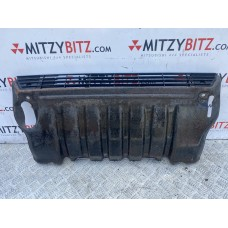 FRONT UNDER ENGINE SUMP GUARD SKID PLATE WITH GRILLE