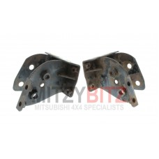 FRONT BUMPER CHASSIS BRACKETS