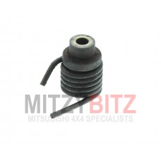 BALANCER TIMING BELT TENSIONER SPRING, & SPACER