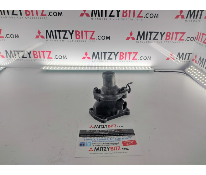 ,THERMOSTAT HOUSING FOR A MITSUBISHI L200 - K74T