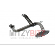 ENGINE SUMP PAN OIL STRAINER