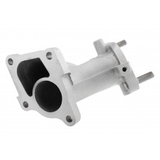 TURBOCHARGER TO EXHAUST PIPE