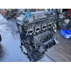 BARE 4M41 ENGINE  (HEAD, BLOCK & SUMP ONLY )