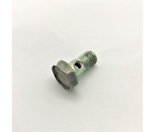10 X 20 OIL / FUEL LINE BANJO EYE BOLT FOR A MITSUBISHI L200 - KB4T