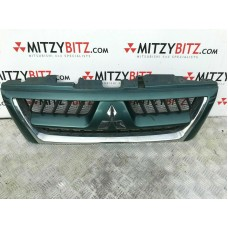 GREEN CHROME GRILLE / GRILL