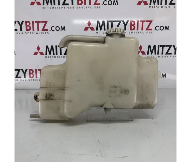 RADIATOR CONDENSER TANK FOR A MITSUBISHI L200,L200 SPORTERO - KB8T