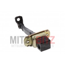 FRONT DOOR CHECK STRAP L/H OR R/H
