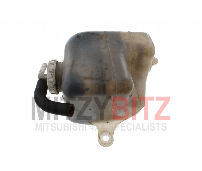 RADIATOR CONDENSER OVERFLOW TANK FOR A MITSUBISHI L200 - K74T