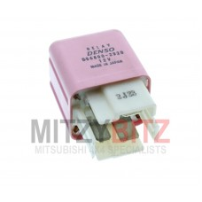 ABS PUMP MOTOR PINK RELAY DENSO