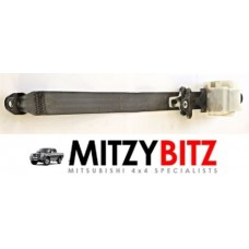 R/H FRONT DRIVERS GREY SEAT BELT