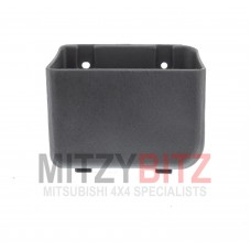DASH PANEL PARCEL BOX COIN HOLDER