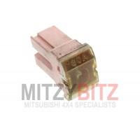 30 AMP 30A PUSH IN FUSE - PINK