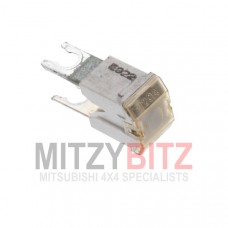 120 AMP BOLT ON FUSE GREY (DOME STYLE)