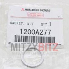 MANUAL M/T GEARBOX CASE PLUG GASKET / WASHER