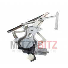 REAR R/H WINDOW REGULATOR & MOTOR