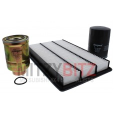 FILTER KIT (OIL AIR FUEL)