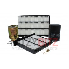 FILTER KIT (OIL AIR FUEL CABIN)