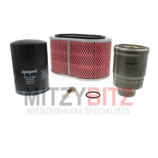 OVAL AIR FILTER SERVICE KIT