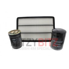 QUALITY FILTER KIT (OIL AIR FUEL)