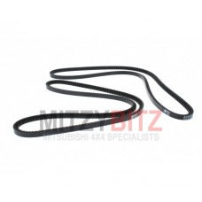 2 X TWIN PULLEY ALTERNATOR BELT KIT