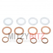 Fuel Injector Washer Kit