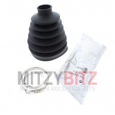 FRONT AXLE DRIVE SHAFT OUTER CV BOOT KIT