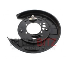 REAR R/H BRAKE DISC BACKING PLATE