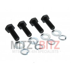 FRONT SUMP BASH GUARD SKID PLATE BOLTS (x4)