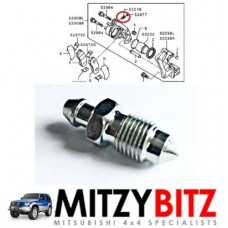 BRAKE CALIPER BLEED SCREW (M10)