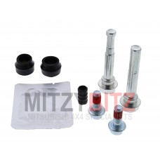 REAR BRAKE CALIPER SLIDER PINS & RUBBERS KIT