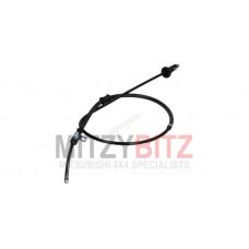 REAR HANDBRAKE PARKING BRAKE CABLE R/H ( SWB MODELS ONLY )