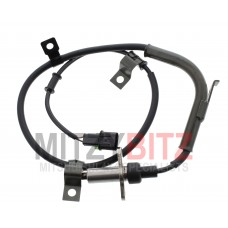 ABS WHEEL SPEED SENSOR REAR L/H