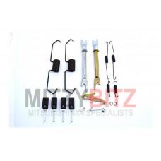 Handbrake & Brake Shoe Fitting Kit R/H & L/H