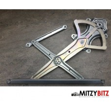GENUINE FRONT RH WINDOW REGULATOR