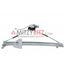 ELECTRIC WINDOW WINDER MOTOR & REGULATOR FRONT L/H - 1990-1997 MODELS ONLY