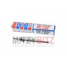 GLOW / HEATER PLUG (11 VOLT) 4 REQUIRED PER ENGINE