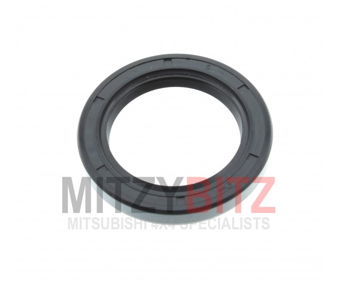 FRONT CAM SHAFT OIL SEAL FOR A MITSUBISHI L300 - P25V